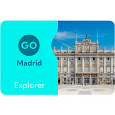 Madrid Explorer Pass - 3 Atrações